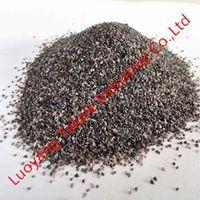 Semi-friable aluminium oxide for bonded abrasives