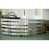 High Strength Car Wheel Rim Forged Rolled Steel Rings 30CrMo 50Mn 42CrMo 304L 316L
