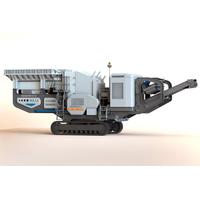 Tracked mobile crusherCrawler mobile crusher Industrial Mobile Crushing Equipment china