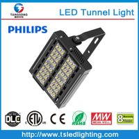 170lm/W Luexon 5050 Chip Mean Well Driver LED Tunnel light