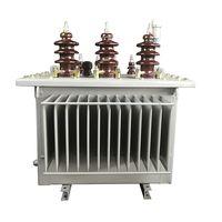 607991700171/6 Three phase 13.8kv 300kva pad mounted transformer