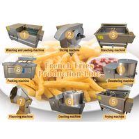 French Fries Processing Machine | French Fries Making Machine thumbnail image
