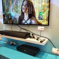 Factory wireless 5.1 soundbar home theatre system