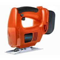 Cordless electric power jig saw