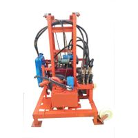 Smart portable water drilling rig