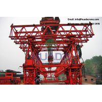 concrete 200T China beam launcher crane price