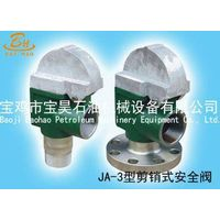 JA-3 Type of Shear Relief Valve