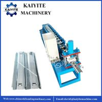 Roller Shutter Door Slat Machine