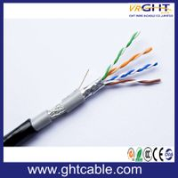 LAN Cable/ Outdoor SFTP Cat5e Cable