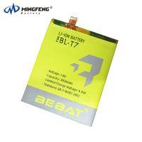 BEBAT OEM cell phone batteries replacement 3.8V 3050mAh battery BL-T7 for LG G2 D802