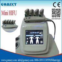 2016 Portable face skin rejuvenation hifu system shape body & face lift/ mini hifu face lift machine thumbnail image