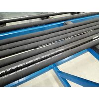 Wrapped Steel Wire Reinforced rubber cover hydraulic hose