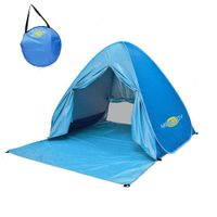 Sun UV Shade Shelter Pop Up Portable Beach Canopy Camping Outdoor Fishing Tent