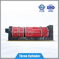 Drying equipment Drum Dryer for sludge reducing landfill for Oil Sludge Drying
