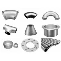 Titanium Pipe Fittings titanium products