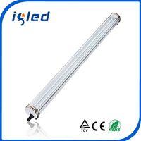 2014 New! IP68 Tri Proof LED Fixtures 5FT 50W High Borosilicate Glass Tube Appearance