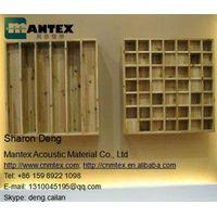 Diffuser acoustic panels Solidwood QRD 1D Diffuser 2D Diffuser