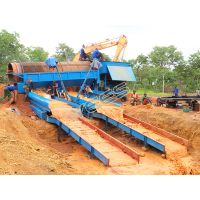 Gold Mining Trommel Wash Plant, Mobile Gold Processing Plant for Sale thumbnail image