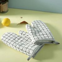 Oven Mitten, Oven Glove, Pot Holder & Kitchen Apron Set