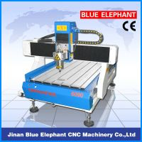 ELE wood cnc router 6090 / cnc machinery 6090 / prices for non-steel material thumbnail image