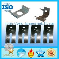 Customized Stainless Steel Stamping Part,Carbon steel stamped part,Steel punching part thumbnail image