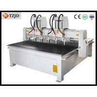 Several-Head CNC Router machine thumbnail image
