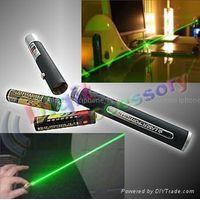 Green laser pointer 3010