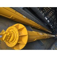 Rotary Piling Rig Accessories Interlocking Friction Kelly Bar in Bauer IMT Liebherr Drilling Machine