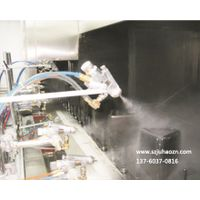 Chrome Vacuum Coating Line with UV Painting System