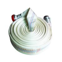 China new type high quality PVC fire fighting hose