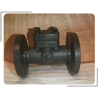 CL800 THREADED F11 FORGED STEEL API 602 SWING CHECK VALVE thumbnail image