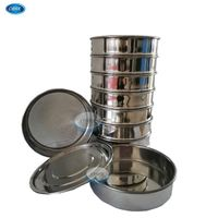 Stainless Steel Test Sieves, Laboratory soil test screen thumbnail image