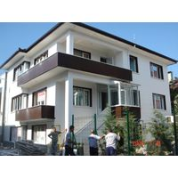 House Building Facade Wall Panel
