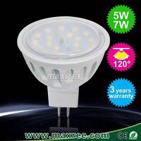 small led spotlights,12 volt led spotlights,MR16,7W,12v,high power led spotlight,12v led spotlight,