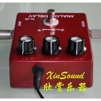 Classic Vintage Analog Delay Pedal