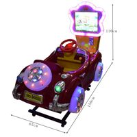 Coin Operated Kiddie rides Amusement Park 3D swing machine for kids thumbnail image