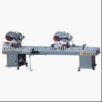 Double Miter Saw for Aluminum And PVC Profile