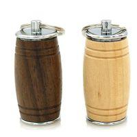 Wooden wine barrel usb flash memory thumbnail image