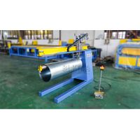 Round Duct Lock Seam Machine-2020