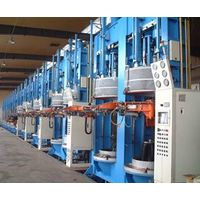 Two Molds Hydraulic Type B-O-M Press