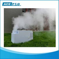 7KG/H Ultrasonic Humidity Control Unit Dry Fog Sprayer