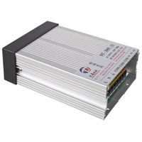 Outdoor Rainproof Power Supply 200W 12V24V/36V/48V(DT-200F)