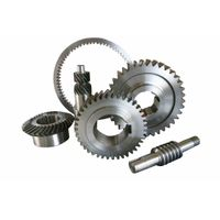 High precision stainless steel Machining part
