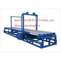 Automatic eps block cutting machine