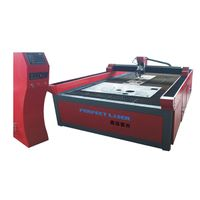 CNC Automatic Table Type Plasma cutter for Metal Sheet