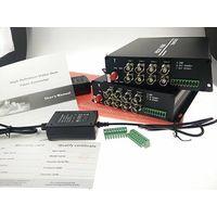 Analog High Definition Video over Fiber converter for CCTV thumbnail image
