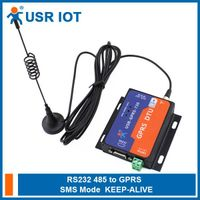 GPRS DTU,Serial RS485 RS232 to GPRS Converter