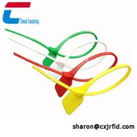 low cost rfid plastic cable tie tag