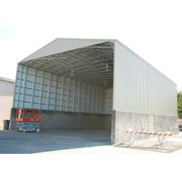 Warehouse prefabricated steel structure building thumbnail image