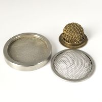 Wire Mesh Bowl Filter